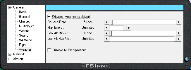 how to use fsinn to connect to vatsim
